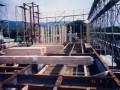 東棟 土台と柱はすべて木曽ヒノキ使用